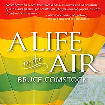 Bruce Comstock's book - A Life in the Air